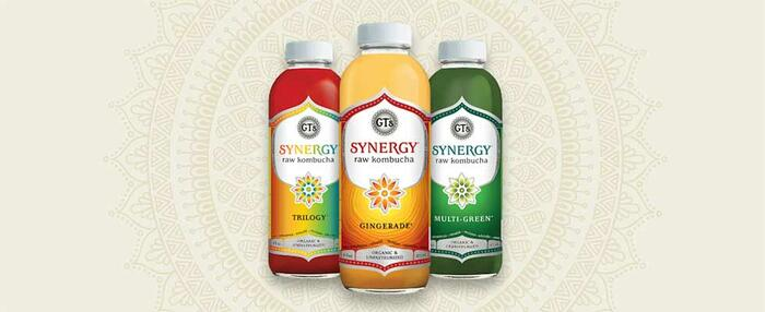 Receive a Free Sample of GT's Kombucha - SIgn Up for Newsletter